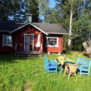 Hütte in Norwegen